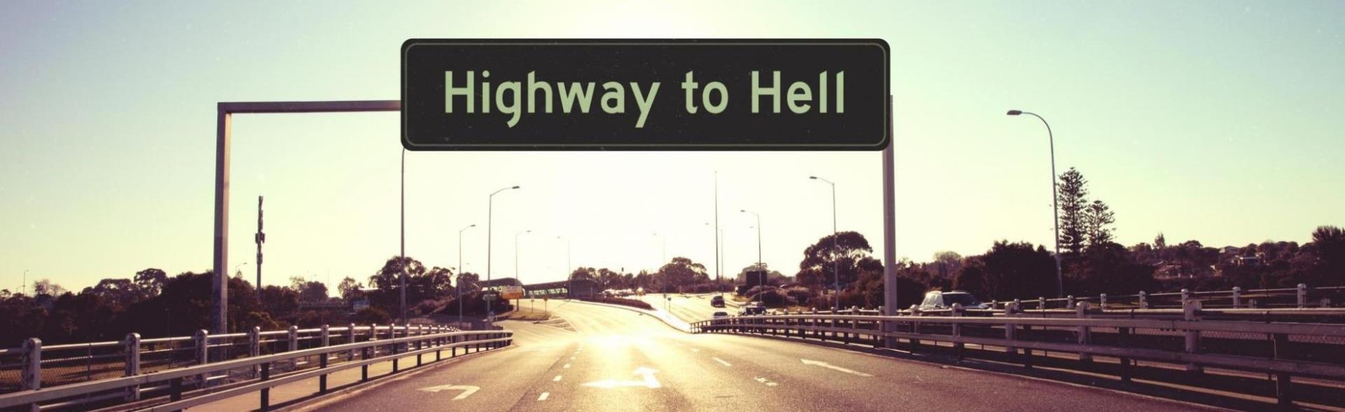 Banner - Highway to Hell - Perth Festival 2020 » Town of East