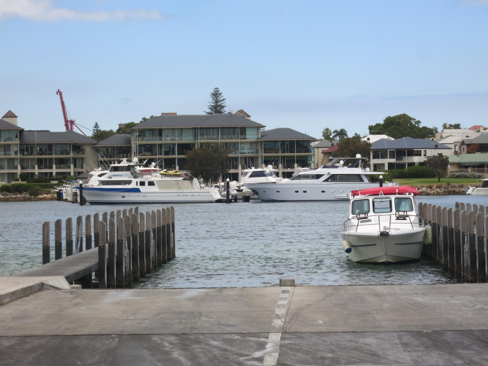 Banner - Leeuwin Carpark and Boat Ramp Parking Permit » Town of