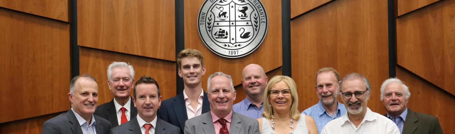 Banner - Mayor and Councillors » Town of East Fremantle
