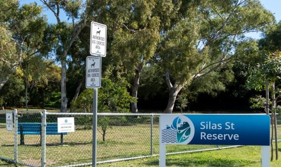 Silas St Reserve