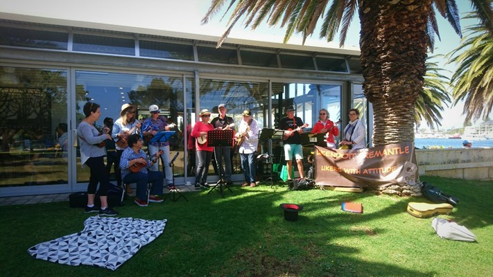 View Ukulele Sundays