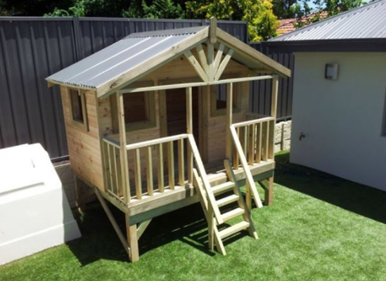 Evolve Home Improvements - Cubby Houses