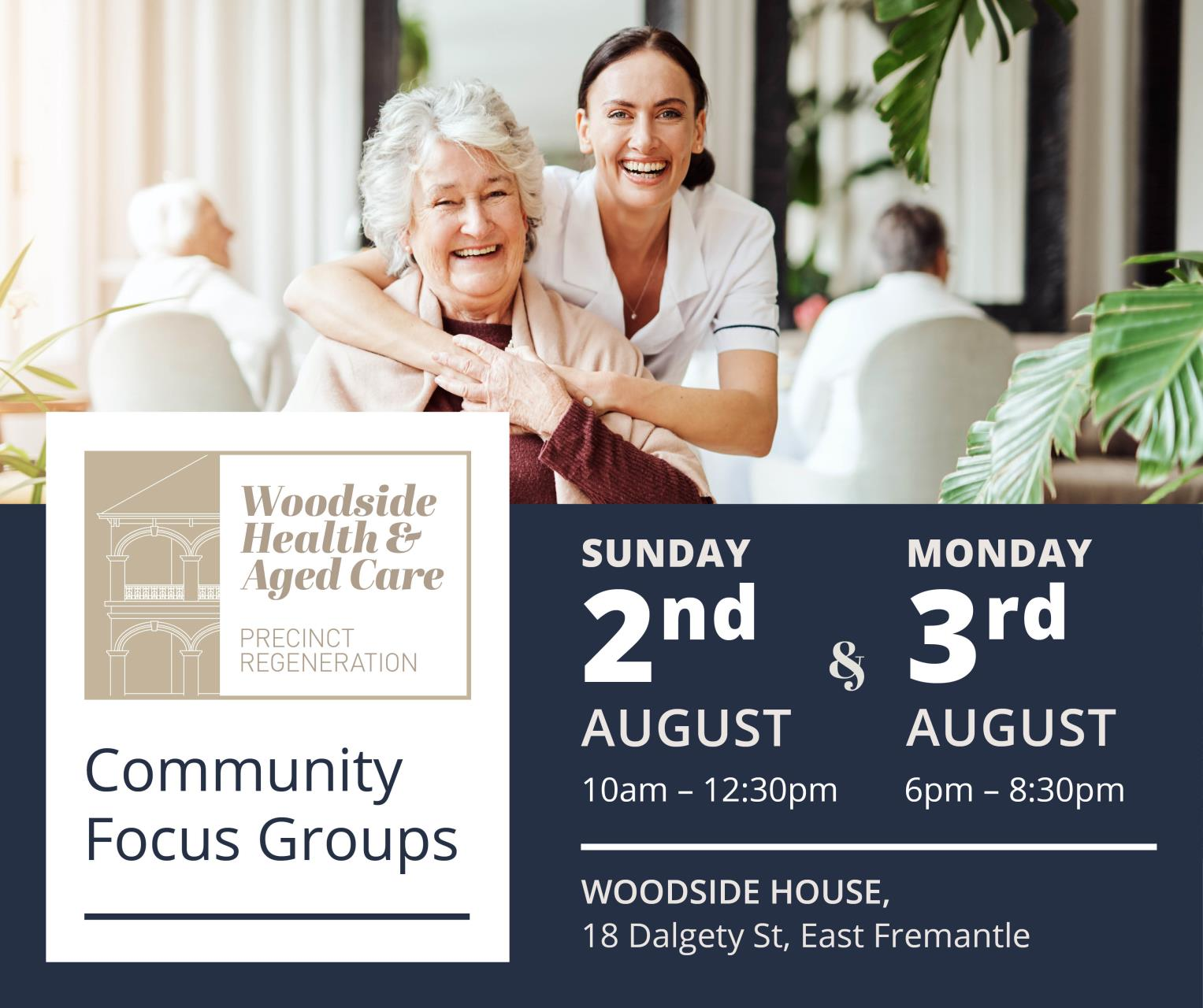 Woodside - Update and Info Session
