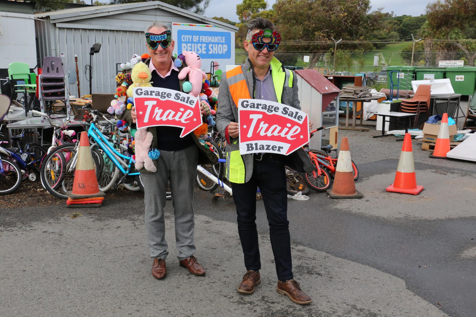 Become an East Freo Garage Sale Trailblazer - Community Garage Sale