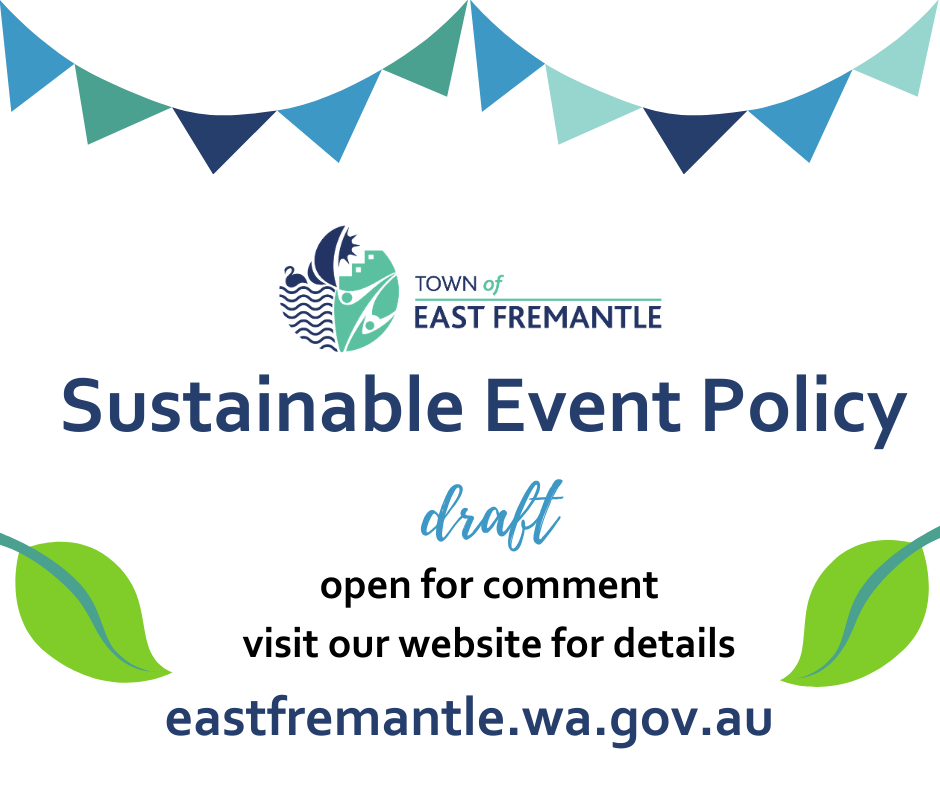 Sustainable Event Policy