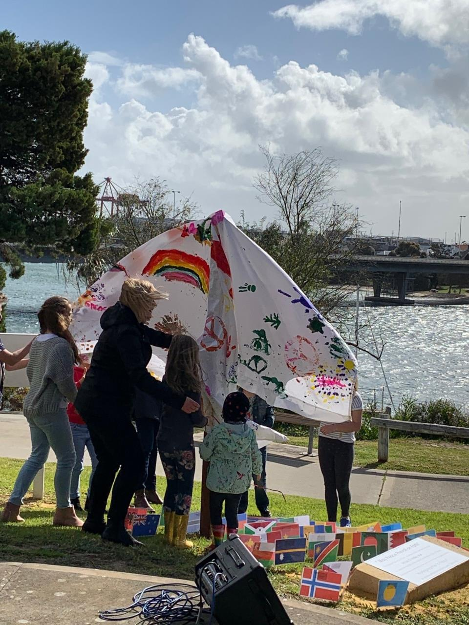 Peace Finds Permanent Prominence in East Fremantle as International Day