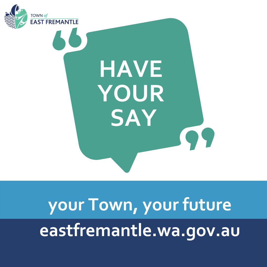 East Freo Sets Future Direction for Next Decade - Community invited to