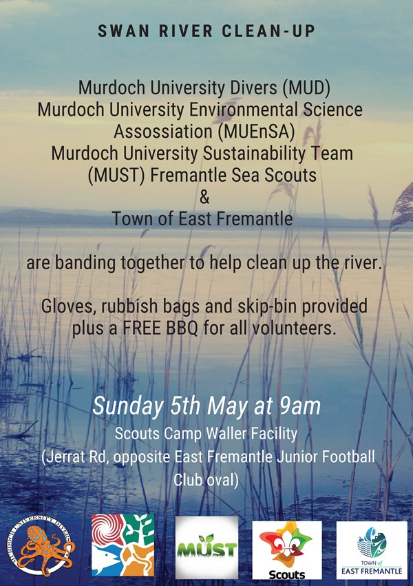 Swan River Clean Up
