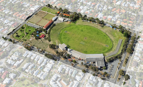East Fremantle Oval Draft Vision Report Available For Public Comment